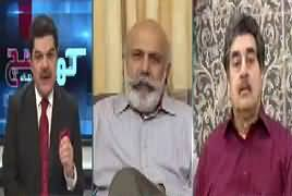 Khara Sach With Mubashir Lucman (Pakistan Vs India) – 7th March 2019
