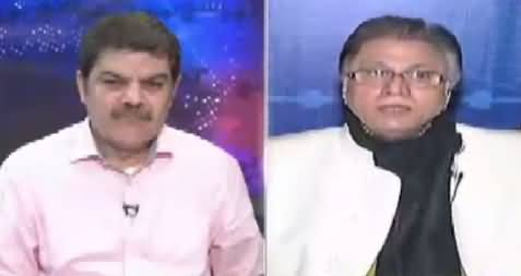 Khara Sach with Mubashir Lucman (Panama Case About To End) – 22nd February 2017