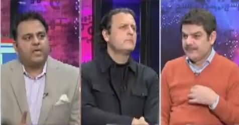 Khara Sach with Mubashir Lucman (Panama Leaks) – 3rd January 2017