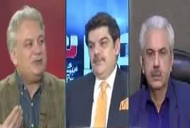 Khara Sach With Mubashir Lucman (PPP & PMLN Alliance) – 11th March 2019