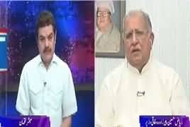 Khara Sach with Mubashir Lucman (Riaz Pirzada Exclusive Interview) – 28th April 2017