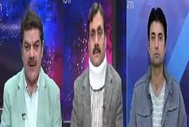 Khara Sach with Mubashir Lucman (Sehwan Sharif Dhamaka) – 16th February 2017