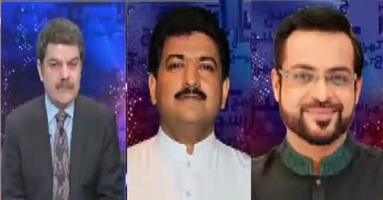 Khara Sach with Mubashir Lucman (Slap on The Face of India) – 10th April 2017