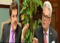 Khara Sach with Mubashir Lucman (Zachary Harkenrider Exclusive) – 11th July 2016