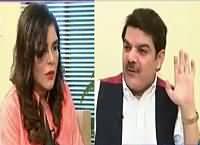 Khara Sach with Mubashir Lucman (Zeenat Aman Ka Sach) REPEAT – 1st April 2016