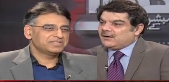 Khara Sach With Mubashir Luqman (Asad Umar Exclusive Interview) - 12th December 2018