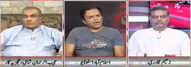 Khara Sach With Mubashir Luqman (Hakumat Sazi) – 2nd August 2018