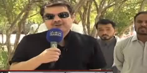 Khara Sach With Mubashir Luqman (Saniha Mastung) – 16th July 2018