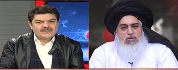 Khara Sach With Mubashir Luqman (Will Rana Sanaullah Resign?) - 28th November 2017
