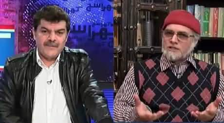 Khara Such With Mubashir Lucman (Baghal Mein Churi) – 28th December 2015
