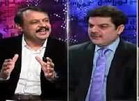 Khara Such With Mubashir Lucman (Ishaq Dar Ke Gird Ghaira Tang) – 16th February 2016