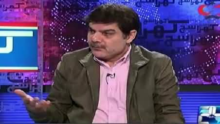Khara Such With Mubashir Lucman (LB Elections) – 19th November 2015