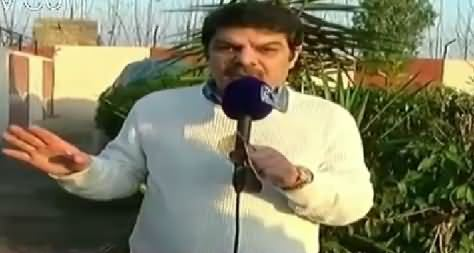 Khara Such With Mubashir Lucman (Special From Charsadda) – 20th January 2016