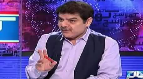 Khara Such With Mubashir Lucman (Why MQM Not Banned?) – 11th November 2015