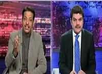 Khara Such With Mubashir Lucman (Yehi Jamhoriyat Hai?) – 15th February 2016