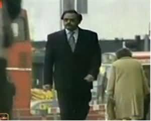 Kharra Sach - 11th July 2013 (Imran Farooq Murder Case)