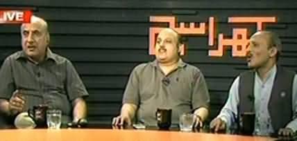Kharra Sach - 30th June 2013 (MQM's Way of Politics)