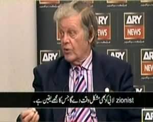 Kharra Sach (Alan Hart Exclusive Interview) – 6th March 2014