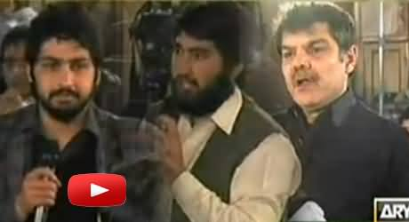 Kharra Sach (Mubashir Luqman Special Program with The Youth Of KPK) – 29th January 2014