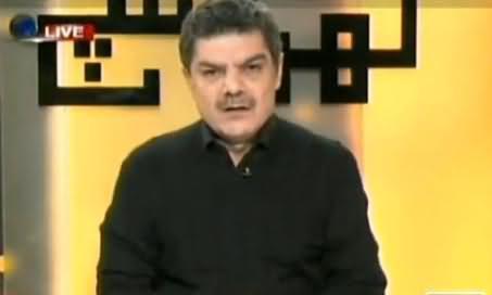 Kharra Sach Part -1 (Bus Or Hospital? What We Need?) – 18th November 2014