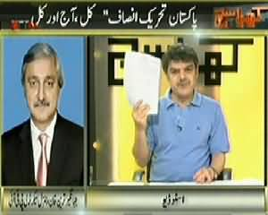 Kharra Sach (PTI, Past, Present and Future) – 3rd April 2014