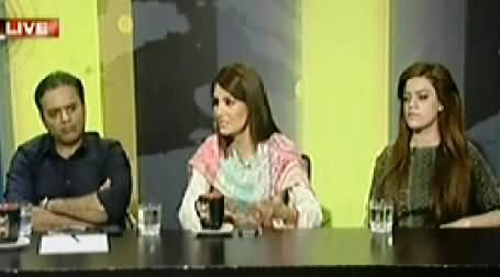 Kharra Sach Special Part 1+2 (Javed Hashmi Lost Multan By Election) – 16th October 2014