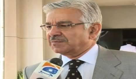 Khawaja Asif Gives Good News, No Unscheduled Load Shedding This Year
