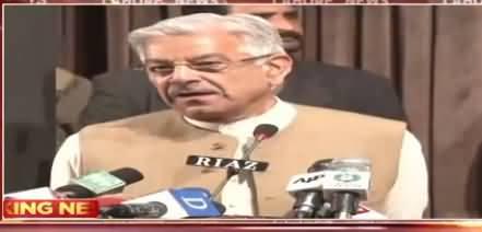 Khawaja Asif in Trouble: LHC Admits Petition Seeking Disqualification of Khawaja Asif