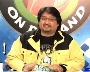 Khawaja On Demand On Roze Tv – 31st January 2015