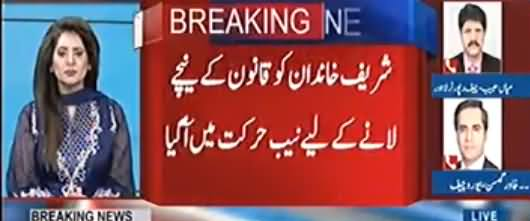 Khawar Gumman Analysis on NAB's Request to Put Nawaz Sharif Name on ECL