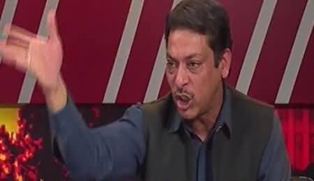 Khuda Ki Lanat Ho Tum Par - Fiasal Raza Abidi Bashing Entire Political Leadership