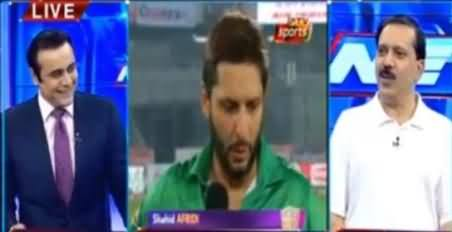 Khurram Manzoor Ko Altaf Hussain Ke Kehne Par Team Mein Rakha Gaya - Shahid Hashmi