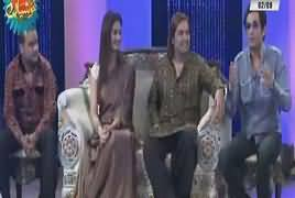 Khushiyan On Abb Tak (1st Day Eid Special) – 2nd September 2017