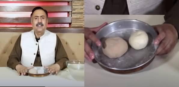 Kia Aatey Mein Plastic Milaya Jata Hai? See Mohsin Bhatti's Experiment