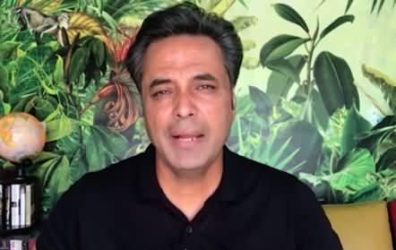 Kia CM Usman Buzdar Bach Jayein Ge - Talat Hussain Analysis
