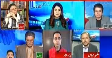 Kia Imran Khan Ne Nawaz Sharif Ke Bemar Kia? Irshad Bhatti Comments on Khursheed Shah's Statement