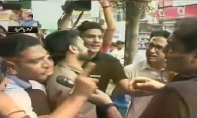 Kia Lahoriyon Ki Sharif Bradran Ke Baare Main Soch Badal Gai? Watch Mansoor's Program Promo