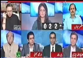 Kia Nawaz Sharif London se wapis Pakistan ayain gay??? Watch Hassan Nisar analysis