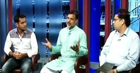 Kis Mai Hai Dum (World Cup Special Transmission) – 27th February 2015