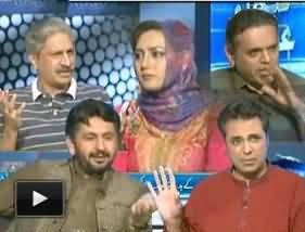 Kis TV Anchor Ka Favourite Anchor Kaun?? - Talat Hussain, Kashif Abbasi, Asma Sherazi, Saleem Safi and Absar Alam