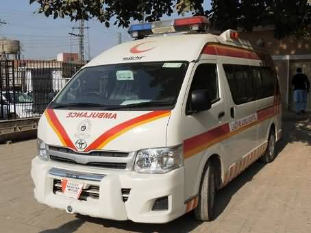 KPK Health Minister Inaugurates New Ambulance Service First of its Kind in Pakistan
