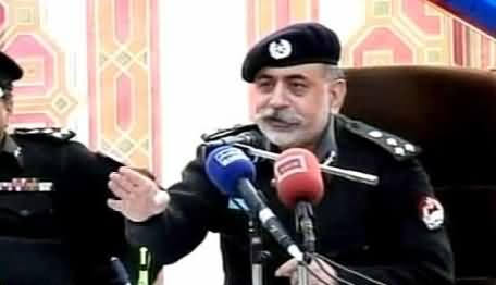 KPK IG Nasir Durrani Issued the Order to Interrogate the Higher US Authorities for Hangu Drone Attack