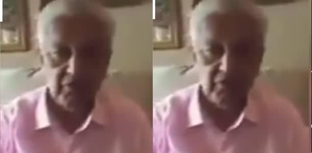 Kuch Namak-Haram, Beghairat Loog Meri Maut Ki Khabarein Phaila Rahe Hain - Dr. Abdul Qadeer Khan's Video Message