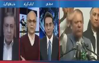 Kya Idaray PMLN Kay Tornay Main Masroof Hai ??  Muhammad Malick Reveals