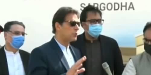 Will You Listen Jahangir Tareen's Reservations? Journalist Asks PM Imran Khan