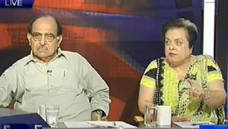Kyun (Geo Is Portraying Its Issue As Freedom of Media) - 23rd May 2014