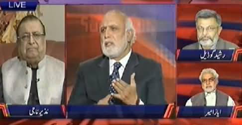 Kyun (Imran Khan, Dr. Tahir ul Qadri and Shujaat Hussain Alliance) – 30th May 2014