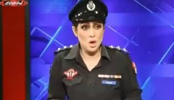 Kyun Kay Jamhooriat Hai (Comedy Show) - 9th December 2018