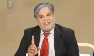 Kyun Kay Jamhuriat Hai (Comedy Show) – 10th February 2018