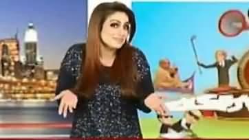 Kyun Kay Jamhuriat Hai (Comedy Show) - 11th February 2018